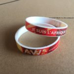 bracelet silicone awf